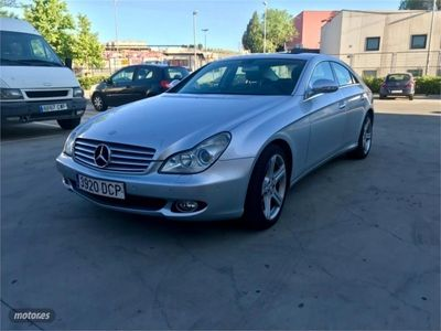 usado Mercedes CLS350 Aut.