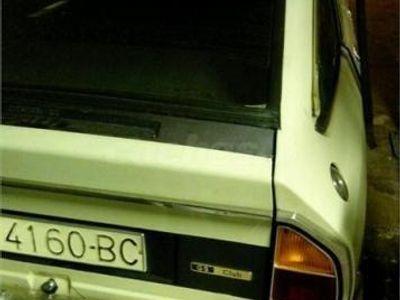 usado Citroën GSA Gsa1.3 Club 4p.