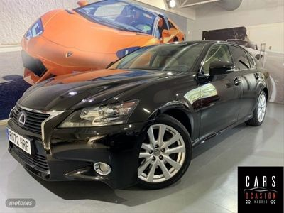 usado Lexus GS450H Hybrid Plus