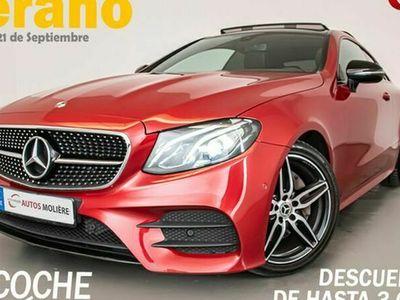 usado Mercedes 200 Clase E Coupé