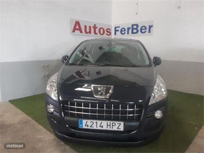 used Peugeot 3008 Allure 2.0 HDI 163 FAP Automatico