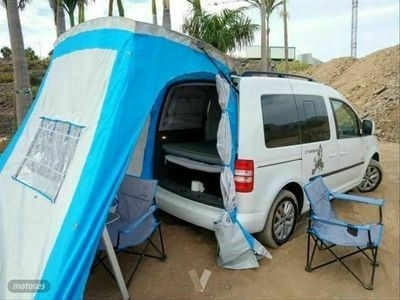 usado VW Caddy Tramper 1.6 TDI 75cv 5pl