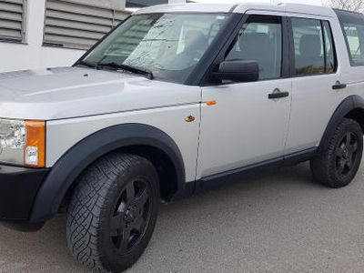gebraucht Land Rover Discovery 2.7TDV6 HSE