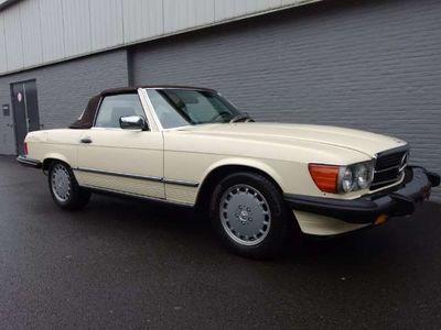 usado Mercedes 560 SLHISTORICO PAPELES