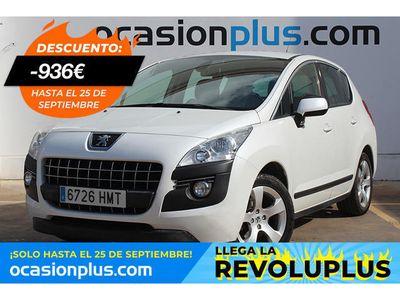 used Peugeot 3008 2.0 HDI Allure FAP (150 CV)