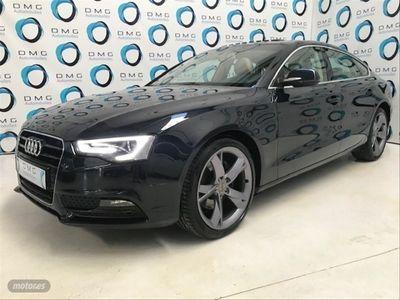 usado Audi A5 Sportback 3.0 TDI 204cv multitronic