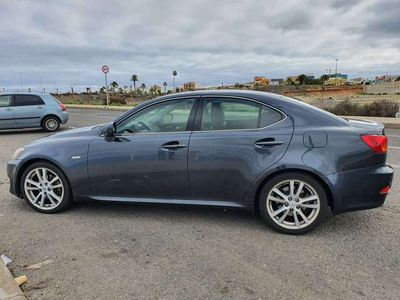 usado Lexus IS250 Sport Aut.