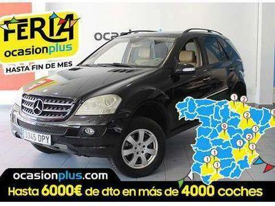 usado Mercedes ML320 M ML 320CDI Aut.