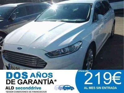 usado Ford Mondeo SportBreak 2.0 TDCI Trend 110 kW (150 CV)