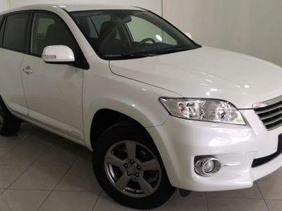 usado Toyota RAV4 2.2D-4D Executive 4x4 Cross Sport