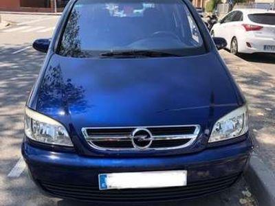 usado Opel Zafira 2.0Dti 16v Blue Line
