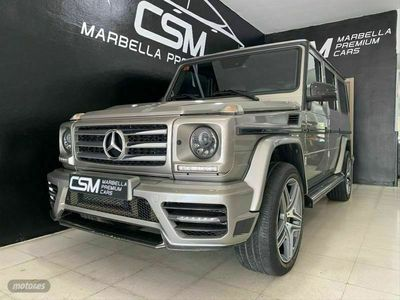usado Mercedes G320 Clase GCDI STW Largo