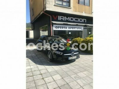 usado Mercedes A200 Clase A8g-dct 150 cv en Pontevedra