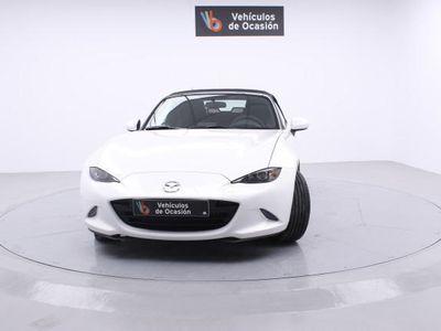 usado Mazda MX5 cabrio 1.5 SKYACTIV-G 131CV STYLE
