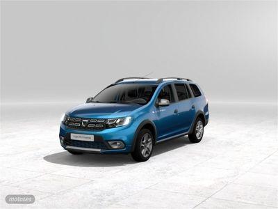 usado Dacia Logan MCV Stepway Co. Blue dCi 70kW95CV 18