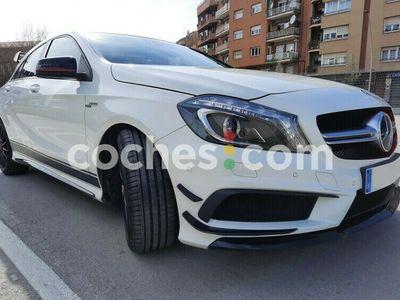 usado Mercedes A45 AMG Clase AEdition 1 4matic 7g-dct 360 cv en Barcelona