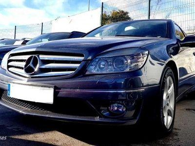 usado Mercedes CLC220 CDI Automático.