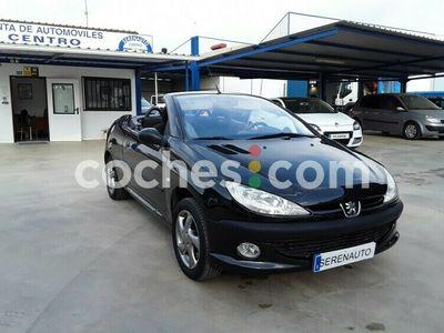 usado Peugeot 206 CC 1.6 110 cv en Badajoz