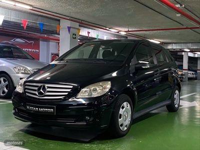 usado Mercedes B170 Clase B