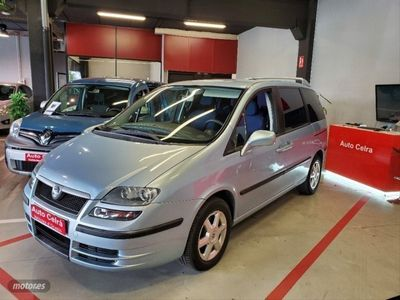 usado Fiat Ulysse 2.0 JTD 16v Dynamic
