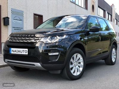 usado Land Rover Discovery 2.0L TD4 110kW 150CV 4x4 HSE Luxury