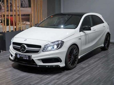 usado Mercedes A45 AMG Clase4Matic 7G-DCT