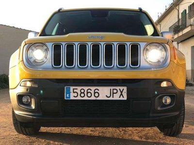 gebraucht Jeep Renegade 1.6Mjt Limited 4x2 120