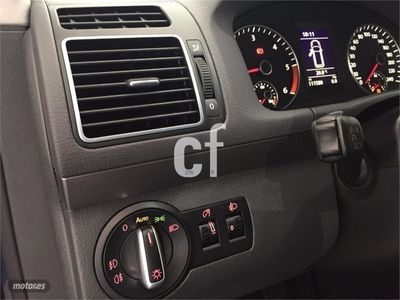 usado VW Touran 1.6TDI 105/ 7 plazas/ pdc /Tempomat