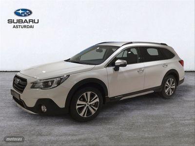 usado Subaru Outback 2.5i Executive Silver Edition CVT AWD