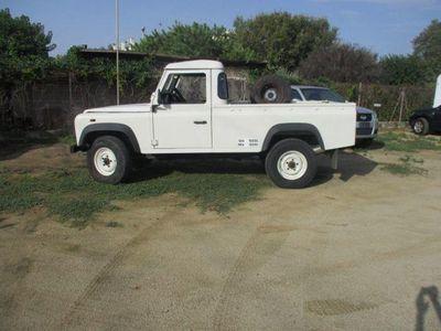 usado Land Rover Defender 110 2.5Td5 Pick Up E