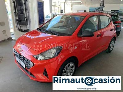 usado Hyundai i10 I101.0 Mpi Essence 66 cv en Teruel