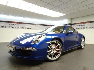 usado Porsche 911 Carrera 4S Coupé PDK/NACIONA/APPROVED/LIBRO/