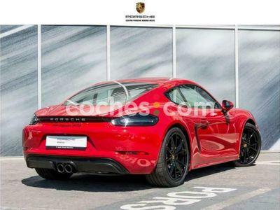 usado Porsche Cayman GTS Pdk 365 cv en Madrid
