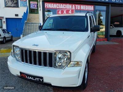 usado Jeep Cherokee 2.8 CRD Limited