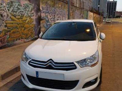 used Citroën C4 1.6HDi Collection