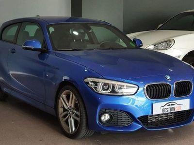 usado BMW 118 d