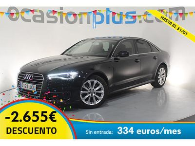 brugt Audi A6 2.0 TDI ultra S-Tronic 140 kW (190 CV)