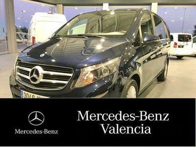 usado Mercedes V220 Clase V220dLargo 7G Tronic