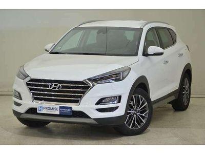 usado Hyundai Tucson 1.6 TGDI Tecno 4x2 DT