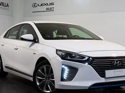 usado Hyundai Ioniq HEV 1.6 GDI Klass Nav