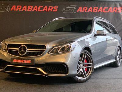 usado Mercedes E63 AMG Clase ES Estate
