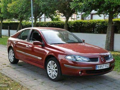 usado Renault Laguna Privilege 2.0dCi 150CV E4