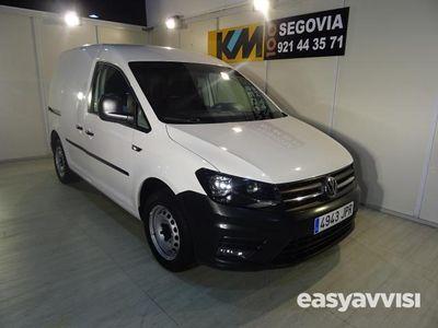 usado VW Caddy furgón 2.0tdi 55kw diesel