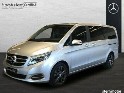 usado Mercedes V250 Bluetec Avantgarde Largo 140 kW (190 CV)