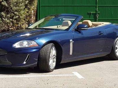 usado Jaguar XKR Convertible 5.0 V8 Aut. MUY EXCLUSIVO