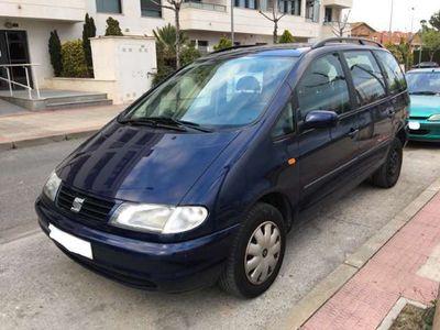 brugt Seat Alhambra 1.9TDi SE 110