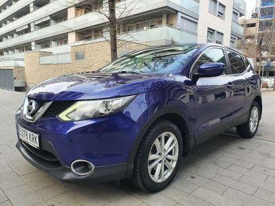 usado Nissan Qashqai 1.6dCi N-Tec 4x2 XTronic