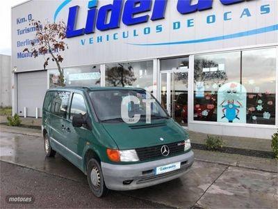 usado Mercedes Vito 110CDI 2.2TD