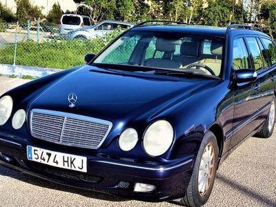 usado Mercedes 240 Clase E Familiar