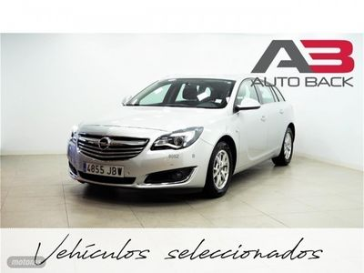 brugt Opel Insignia ST 2.0CDTI ecoF. S